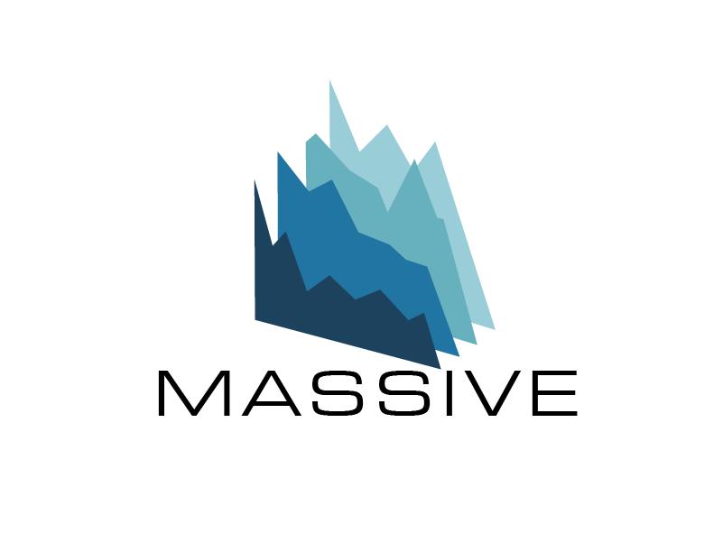 Logo Design by Private User - Entry No. 429 in the Logo Design Contest MASSIVE LOGO.