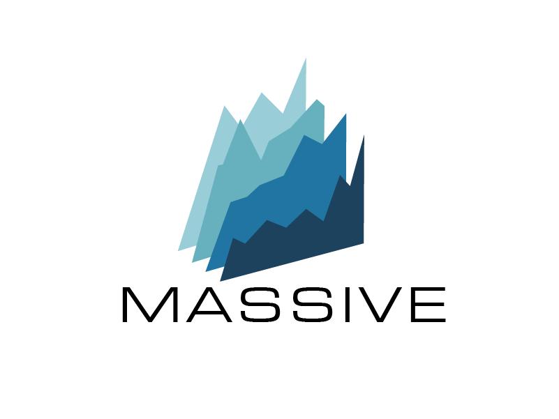 Logo Design by Private User - Entry No. 430 in the Logo Design Contest MASSIVE LOGO.