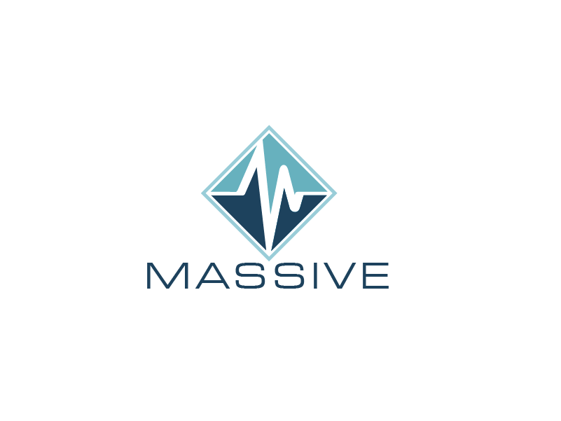 Logo Design by Private User - Entry No. 431 in the Logo Design Contest MASSIVE LOGO.