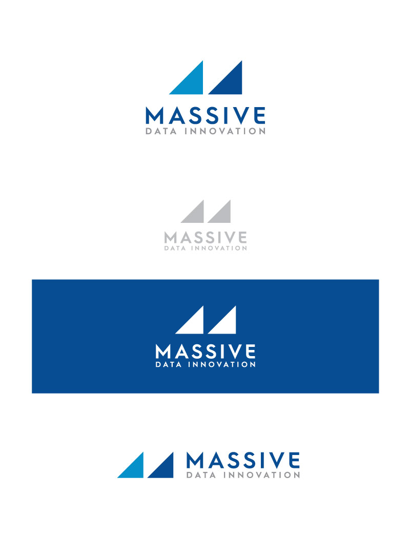 Logo Design by Tauhid Shaikh - Entry No. 432 in the Logo Design Contest MASSIVE LOGO.