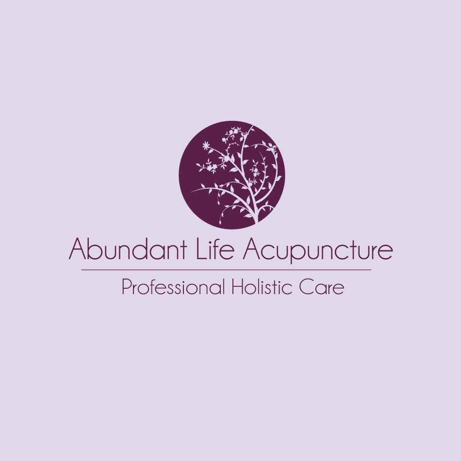 Logo Design by moonflower - Entry No. 107 in the Logo Design Contest abundant life acupuncture.