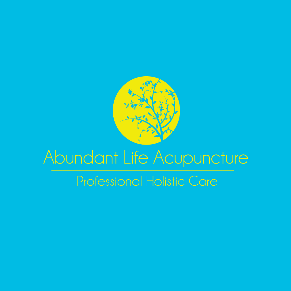 Logo Design by moonflower - Entry No. 109 in the Logo Design Contest abundant life acupuncture.