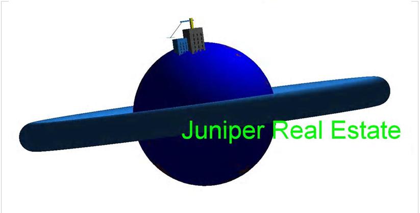 Logo Design by VAC ATV - Entry No. 14 in the Logo Design Contest Juniper.