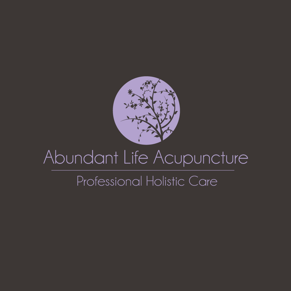 Logo Design by moonflower - Entry No. 111 in the Logo Design Contest abundant life acupuncture.