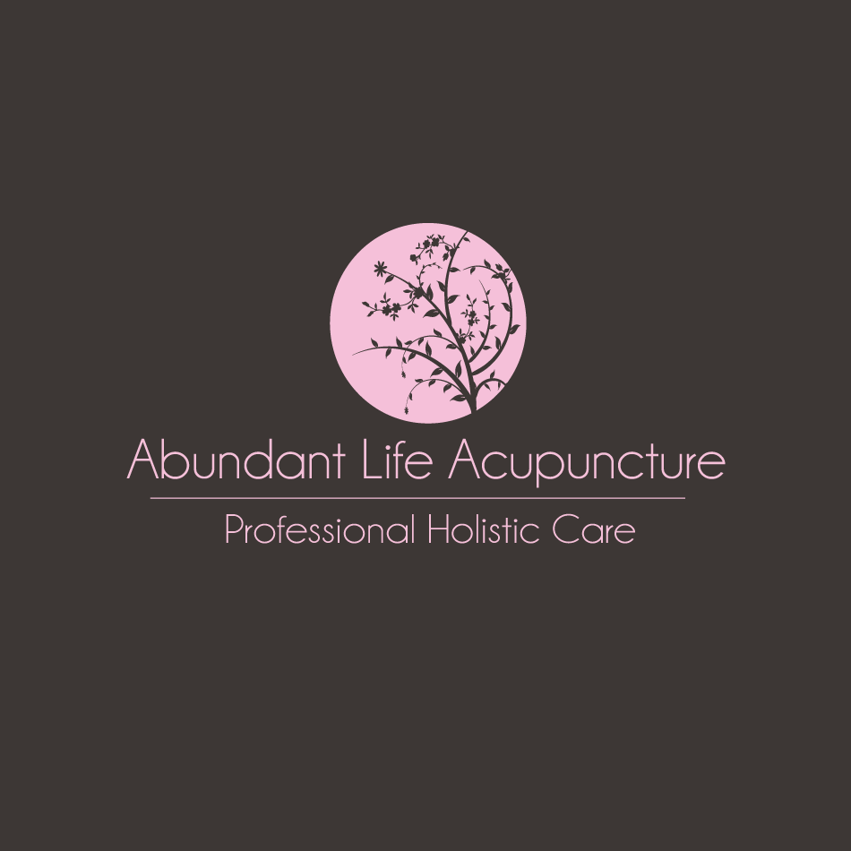 Logo Design by moonflower - Entry No. 112 in the Logo Design Contest abundant life acupuncture.