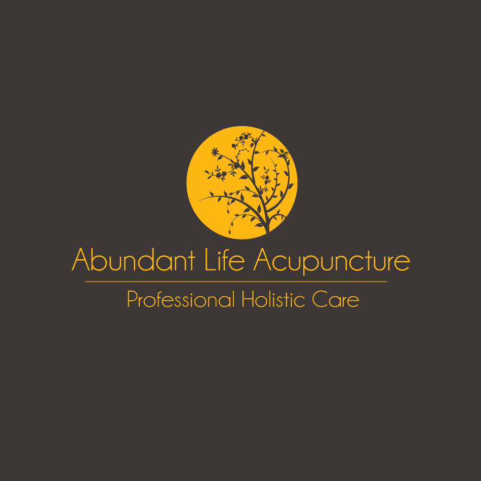 Logo Design by moonflower - Entry No. 113 in the Logo Design Contest abundant life acupuncture.