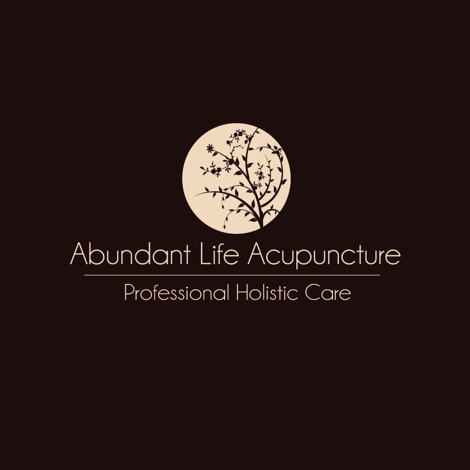 Logo Design by moonflower - Entry No. 114 in the Logo Design Contest abundant life acupuncture.