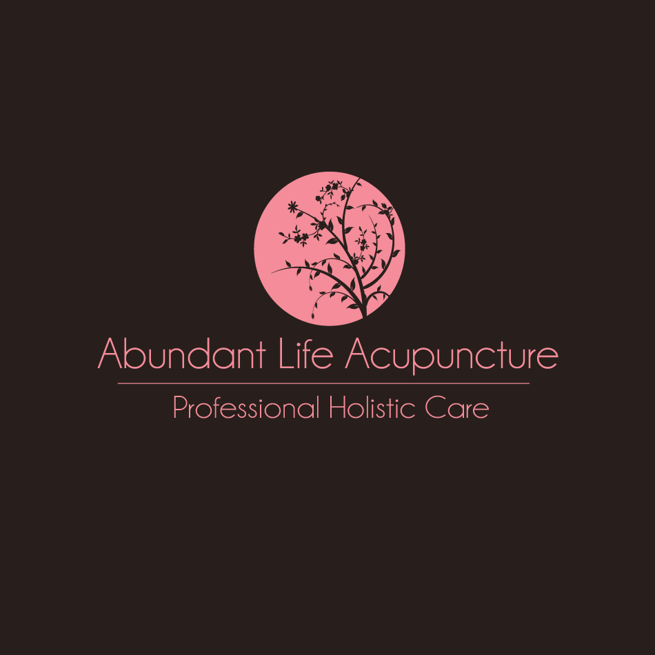 Logo Design by moonflower - Entry No. 115 in the Logo Design Contest abundant life acupuncture.