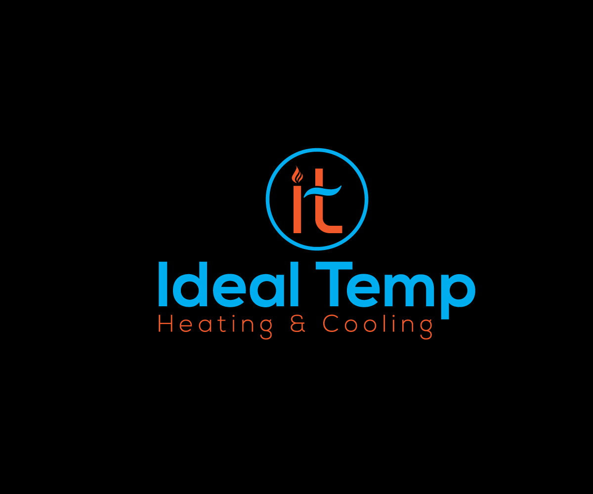 Logo Design by Zannatul Ferdous - Entry No. 79 in the Logo Design Contest Captivating Logo Design for Ideal Temp.