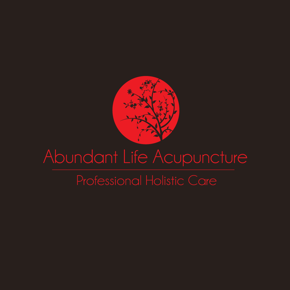 Logo Design by moonflower - Entry No. 116 in the Logo Design Contest abundant life acupuncture.
