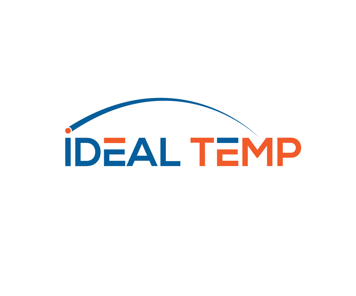 Logo Design by Imtiaz Hossain - Entry No. 95 in the Logo Design Contest Captivating Logo Design for Ideal Temp.