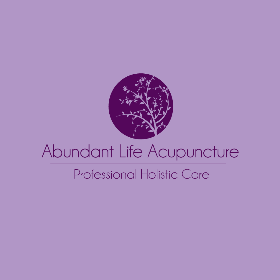 Logo Design by moonflower - Entry No. 117 in the Logo Design Contest abundant life acupuncture.