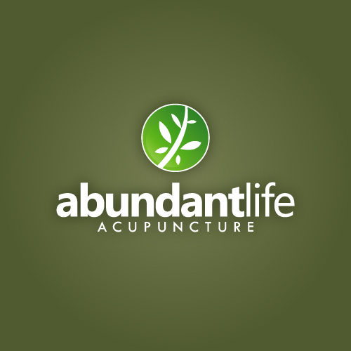 Logo Design by SilverEagle - Entry No. 118 in the Logo Design Contest abundant life acupuncture.
