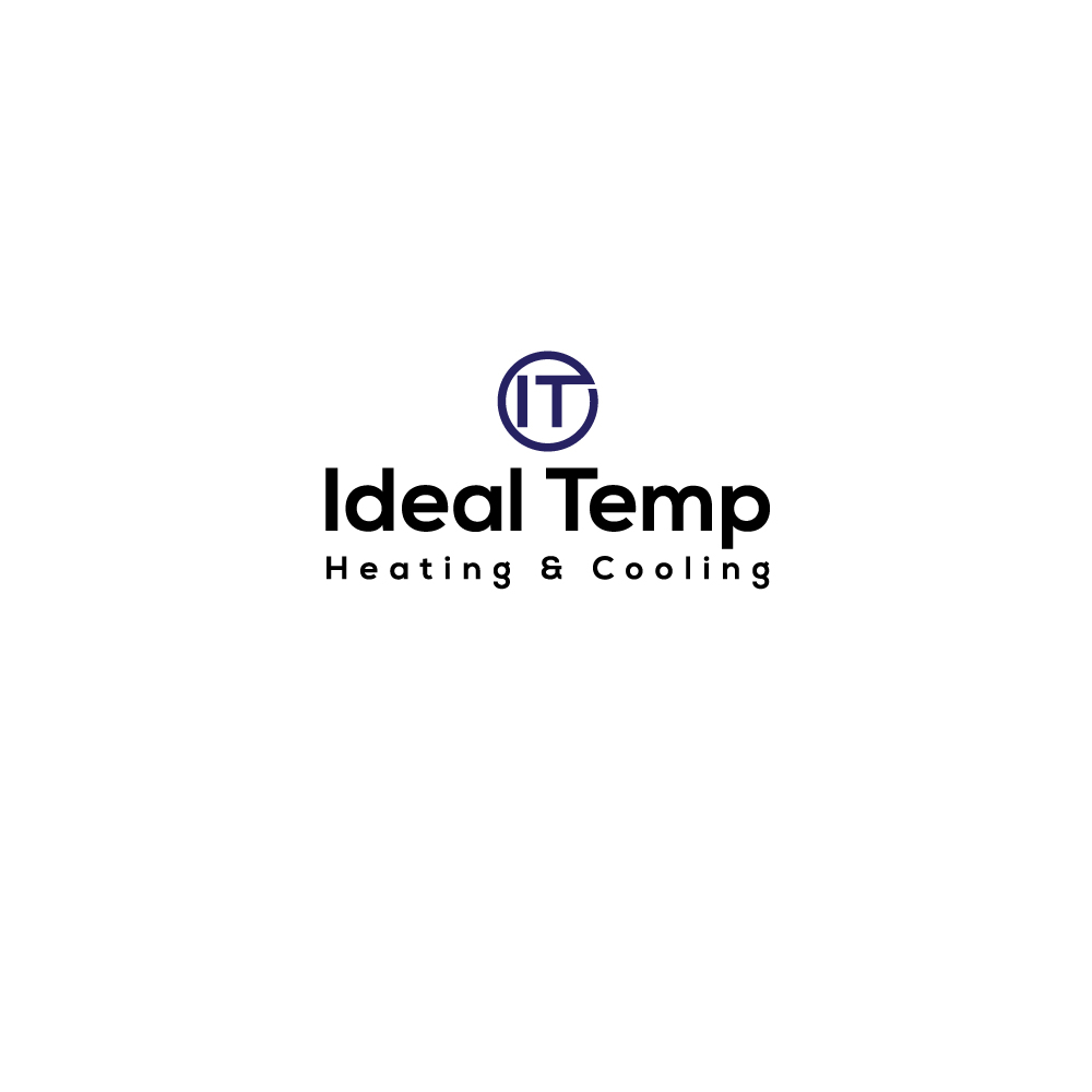 Logo Design by Lutful Ferdous - Entry No. 112 in the Logo Design Contest Captivating Logo Design for Ideal Temp.