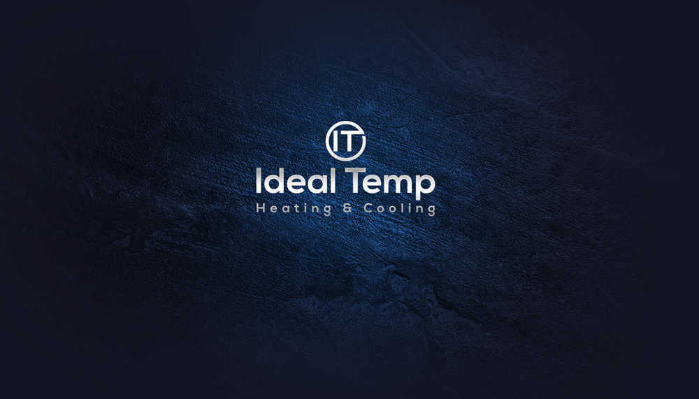 Logo Design by Lutful Ferdous - Entry No. 113 in the Logo Design Contest Captivating Logo Design for Ideal Temp.