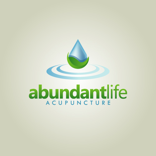 Logo Design by SilverEagle - Entry No. 120 in the Logo Design Contest abundant life acupuncture.