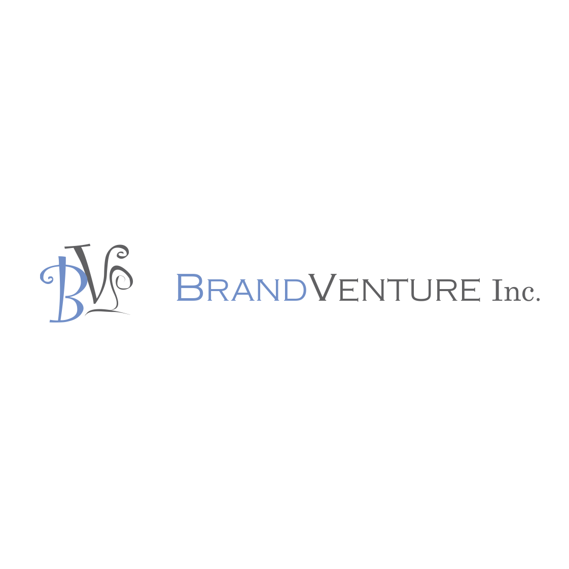 Logo Design by robbiemack - Entry No. 7 in the Logo Design Contest BRANDVENTURE Inc..