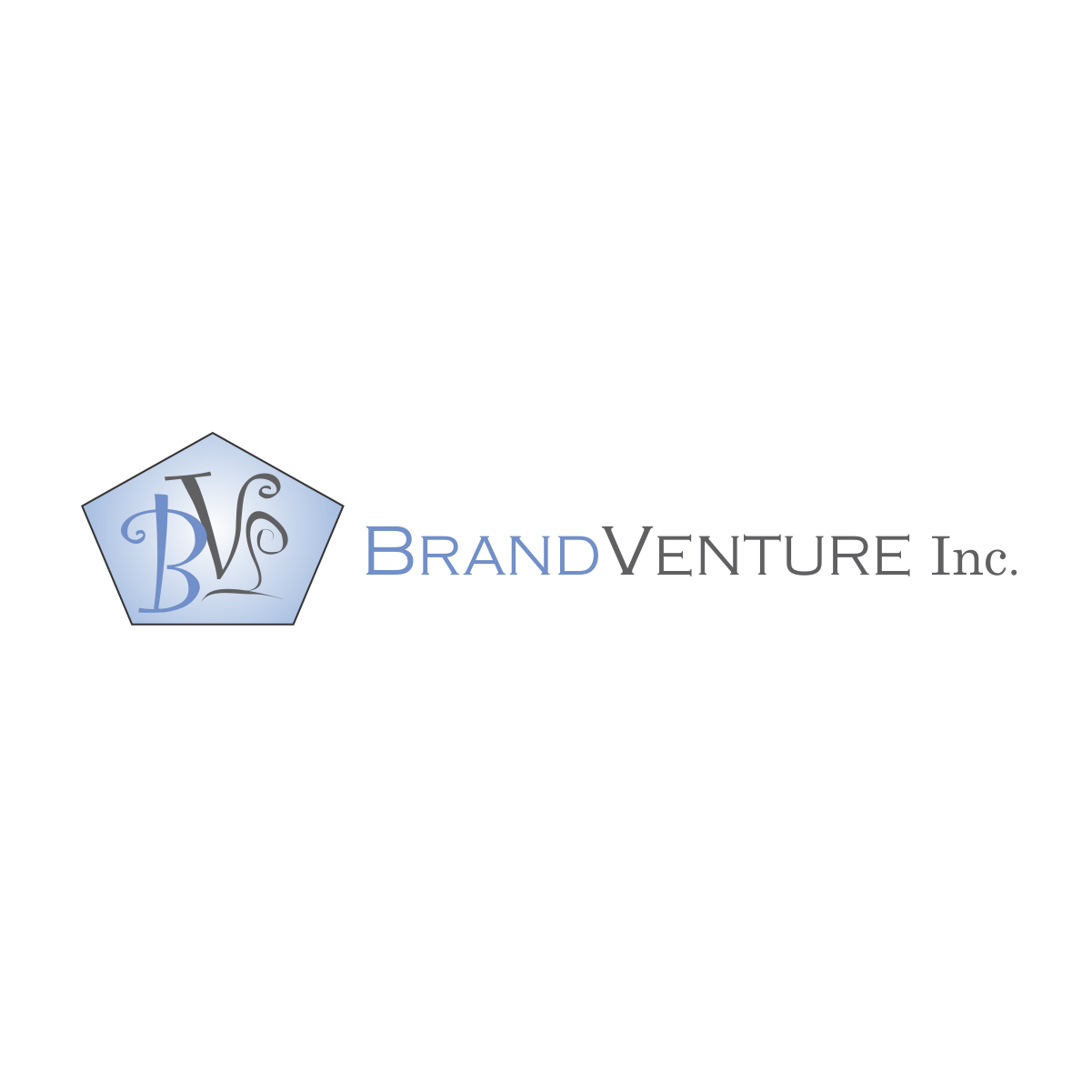 Logo Design by robbiemack - Entry No. 8 in the Logo Design Contest BRANDVENTURE Inc..