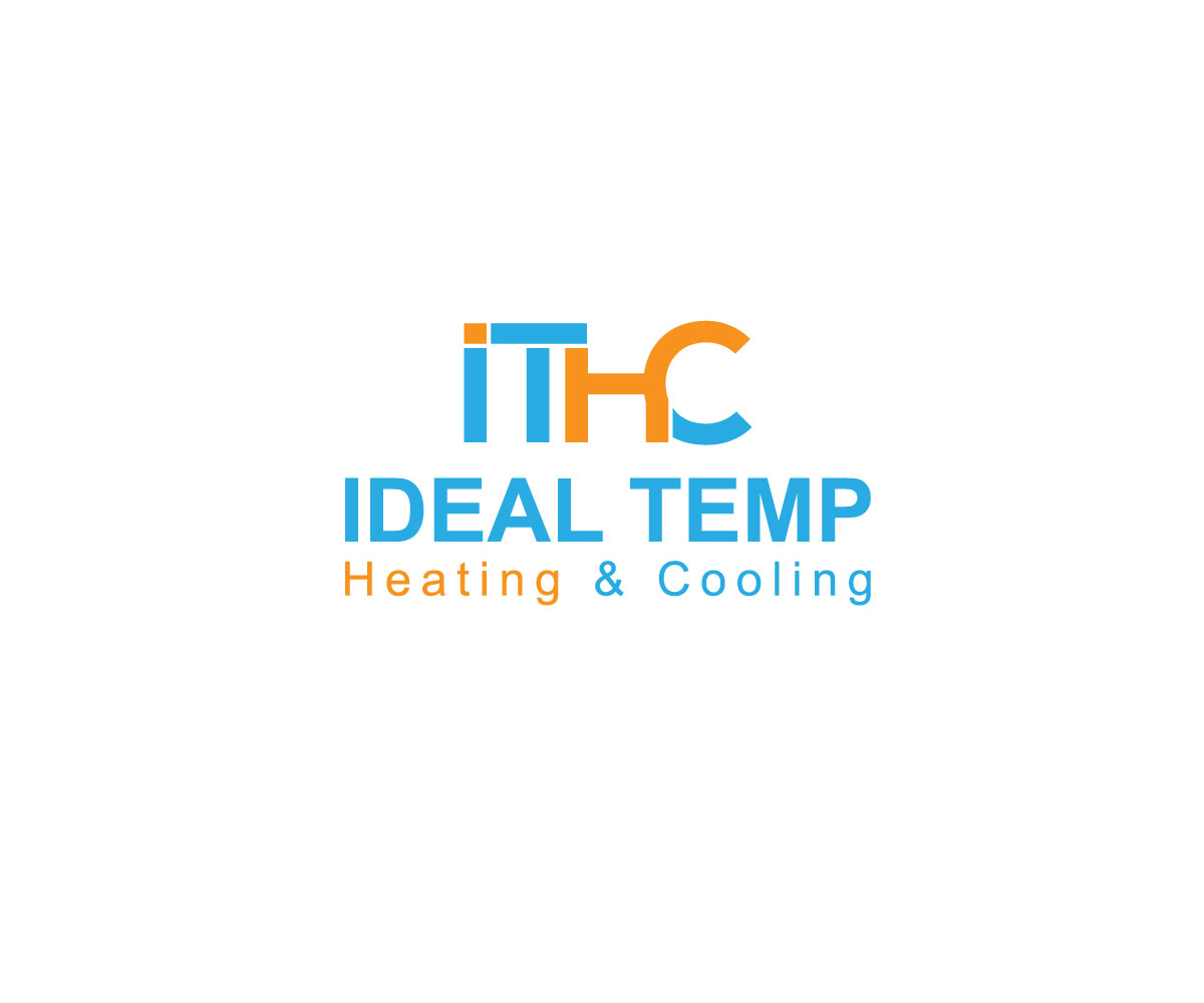 Logo Design by Kamal Hossain - Entry No. 177 in the Logo Design Contest Captivating Logo Design for Ideal Temp.