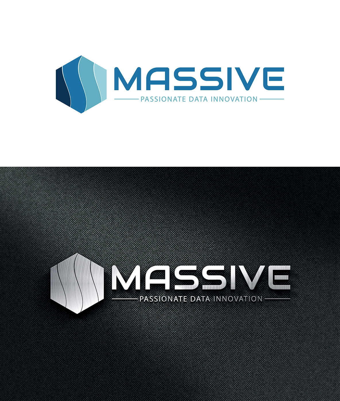 Logo Design by Sami Baig - Entry No. 440 in the Logo Design Contest MASSIVE LOGO.