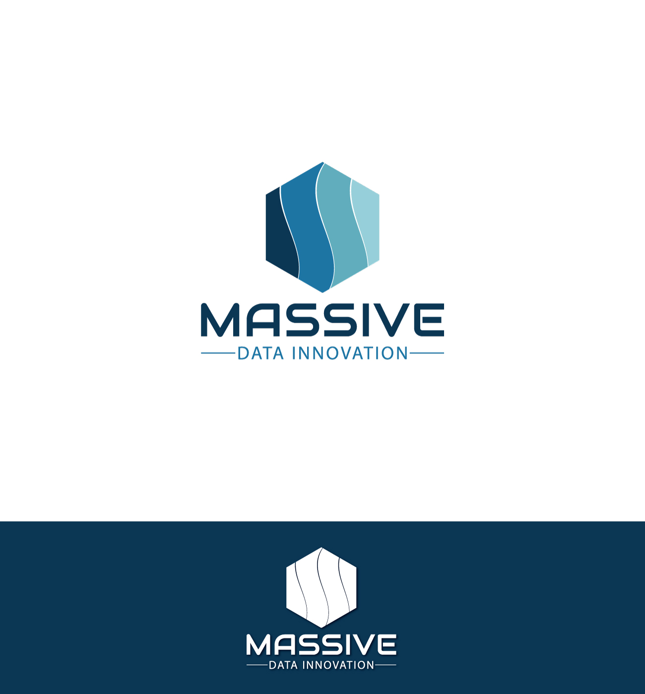 Logo Design by Sami Baig - Entry No. 441 in the Logo Design Contest MASSIVE LOGO.