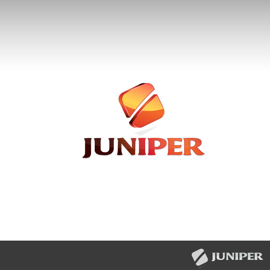 Logo Design by rockpinoy - Entry No. 17 in the Logo Design Contest Juniper.