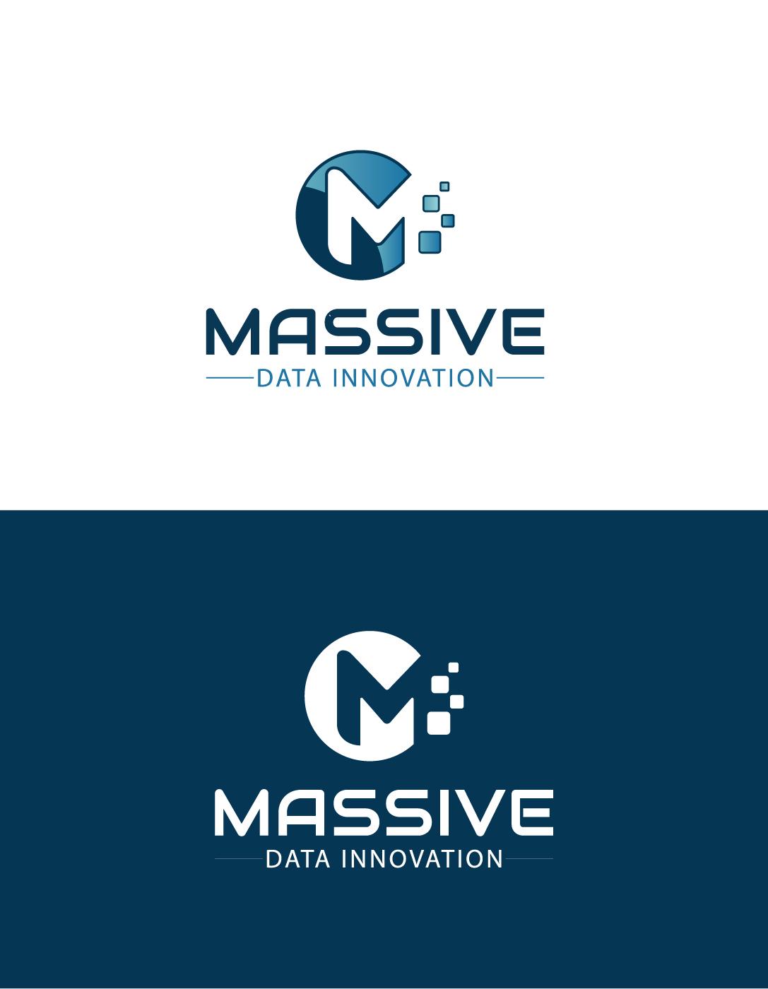 Logo Design by Sami Baig - Entry No. 443 in the Logo Design Contest MASSIVE LOGO.