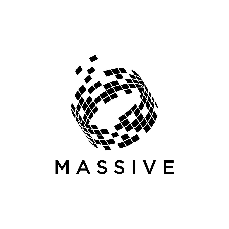 Logo Design by Analla Art - Entry No. 450 in the Logo Design Contest MASSIVE LOGO.
