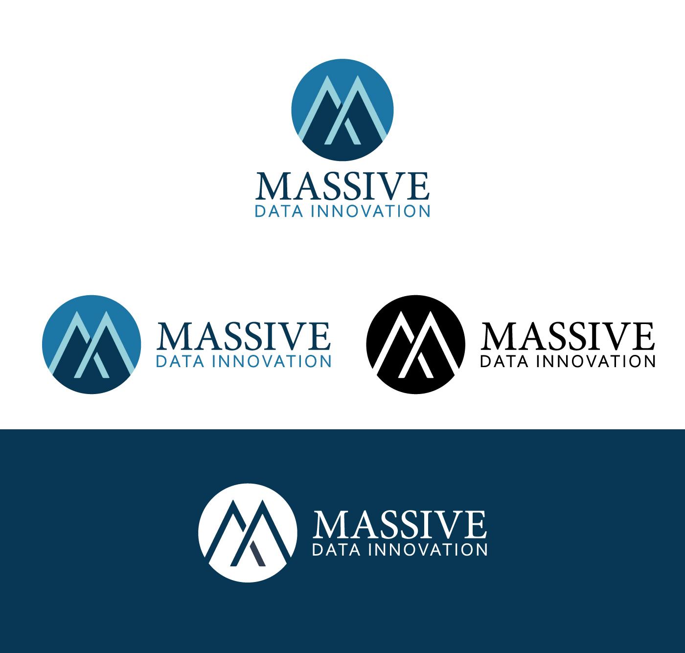 Logo Design by Sami Baig - Entry No. 452 in the Logo Design Contest MASSIVE LOGO.