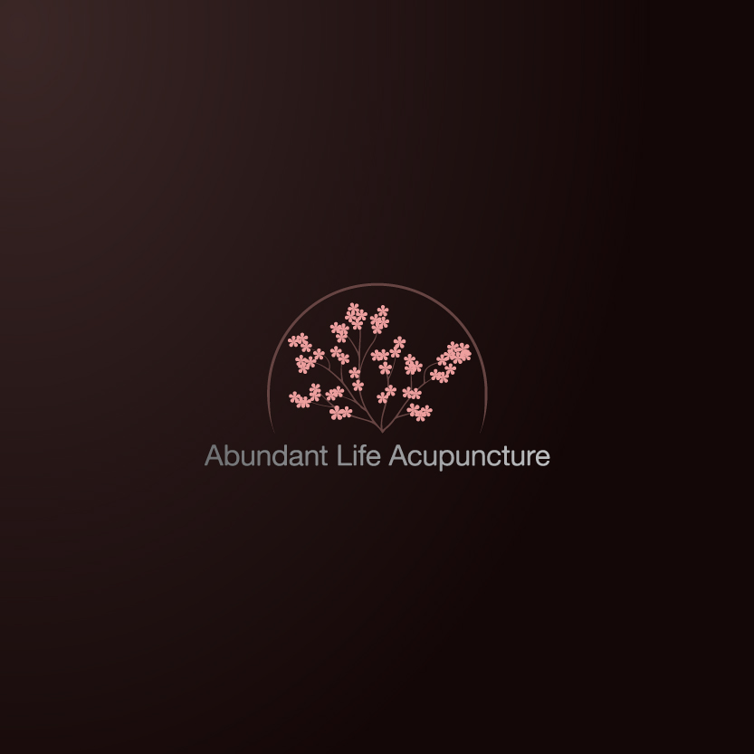 Logo Design by Alpar David - Entry No. 137 in the Logo Design Contest abundant life acupuncture.