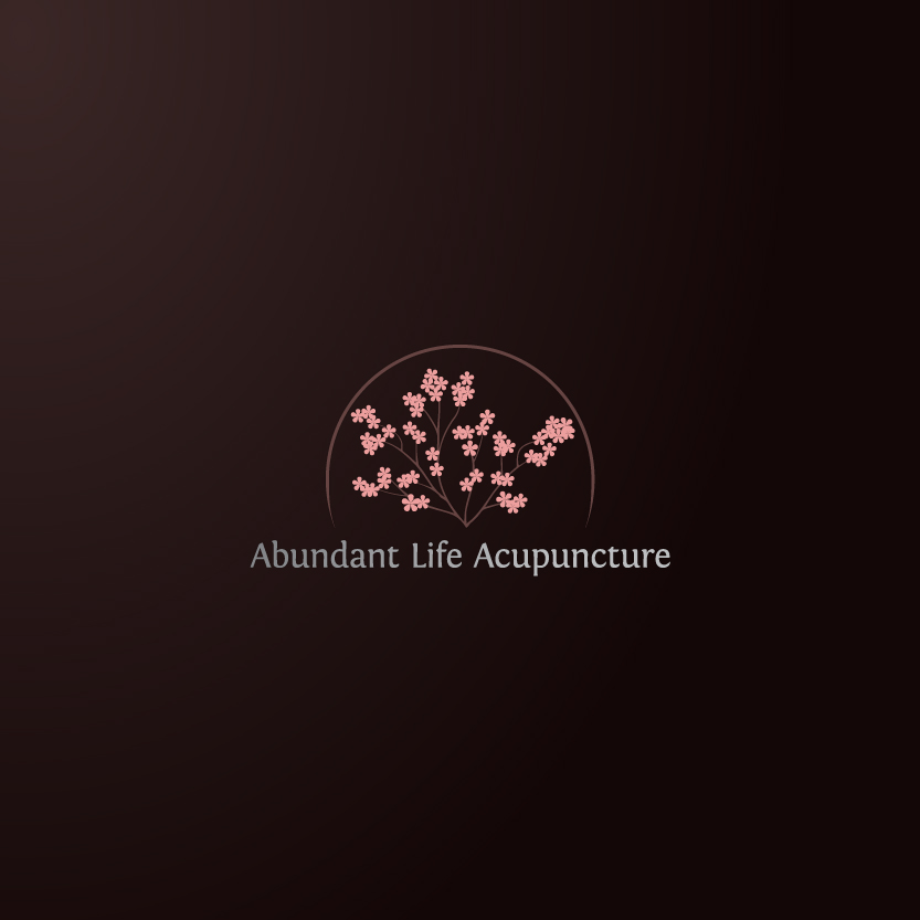 Logo Design by Alpar David - Entry No. 139 in the Logo Design Contest abundant life acupuncture.
