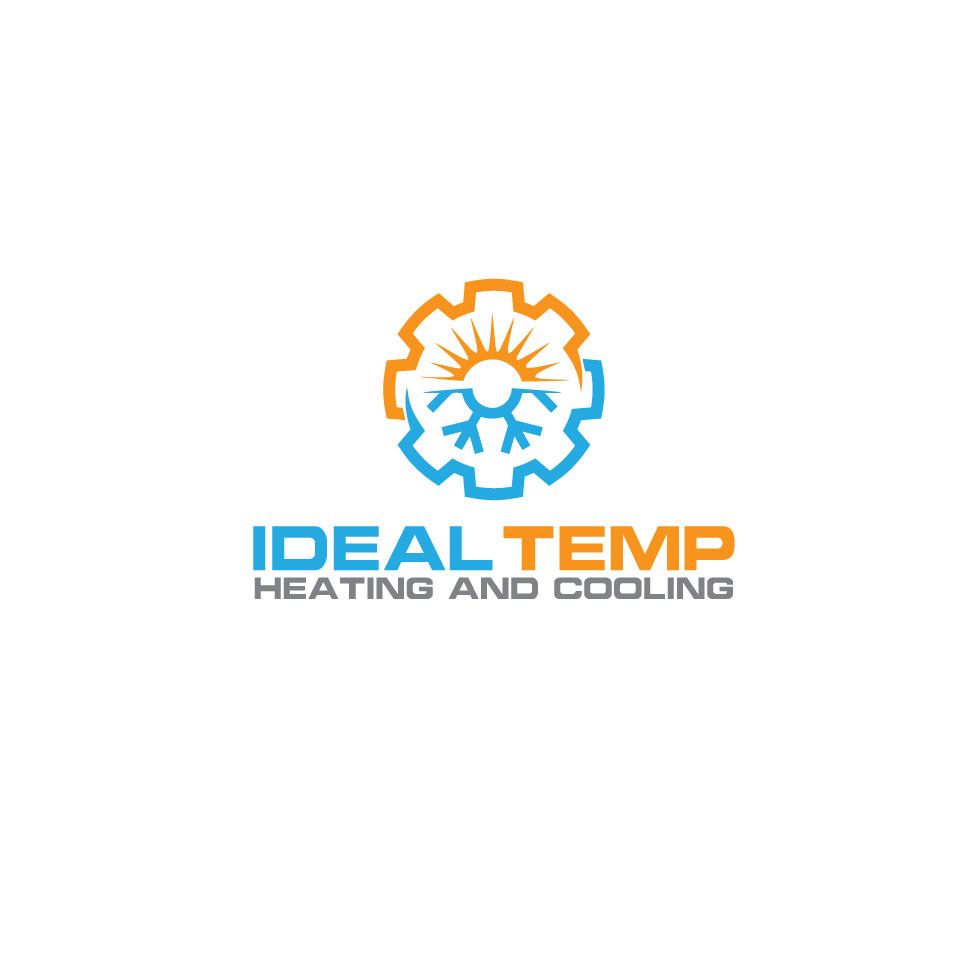 Logo Design by Private User - Entry No. 216 in the Logo Design Contest Captivating Logo Design for Ideal Temp.