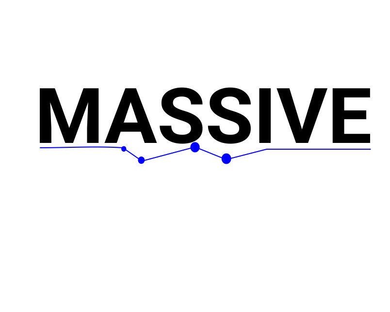 Logo Design by Private User - Entry No. 459 in the Logo Design Contest MASSIVE LOGO.