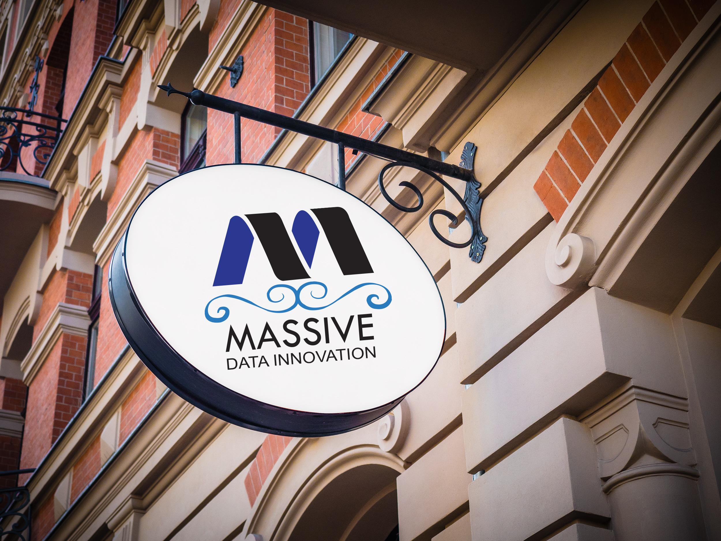 Logo Design by Private User - Entry No. 460 in the Logo Design Contest MASSIVE LOGO.