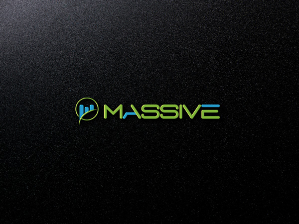 Logo Design by Mahanaj Akter - Entry No. 463 in the Logo Design Contest MASSIVE LOGO.