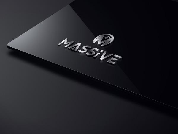Logo Design by Mahanaj Akter - Entry No. 465 in the Logo Design Contest MASSIVE LOGO.