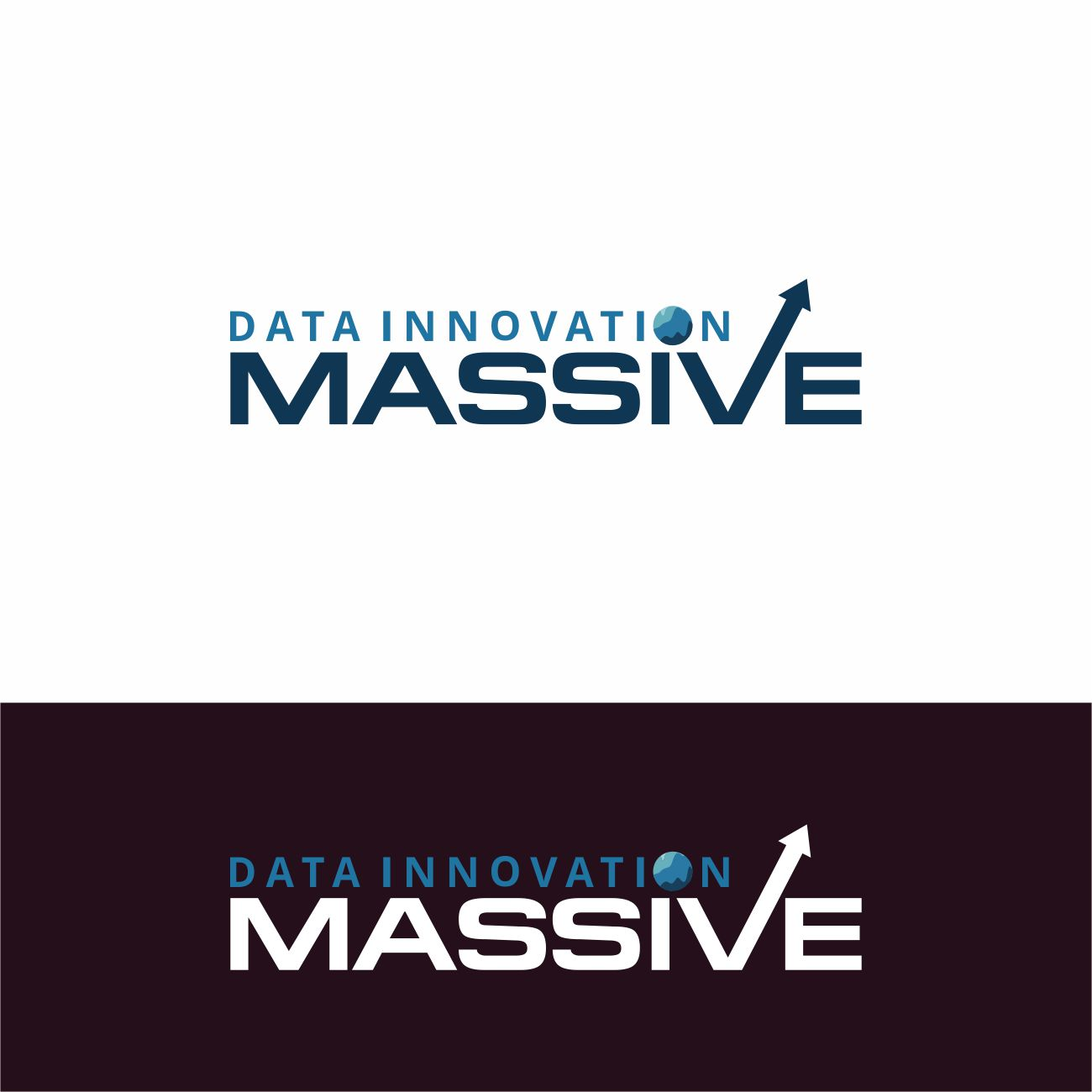 Logo Design by RasYa Muhammad Athaya - Entry No. 490 in the Logo Design Contest MASSIVE LOGO.