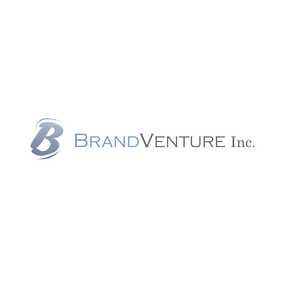 Logo Design by robbiemack - Entry No. 20 in the Logo Design Contest BRANDVENTURE Inc..