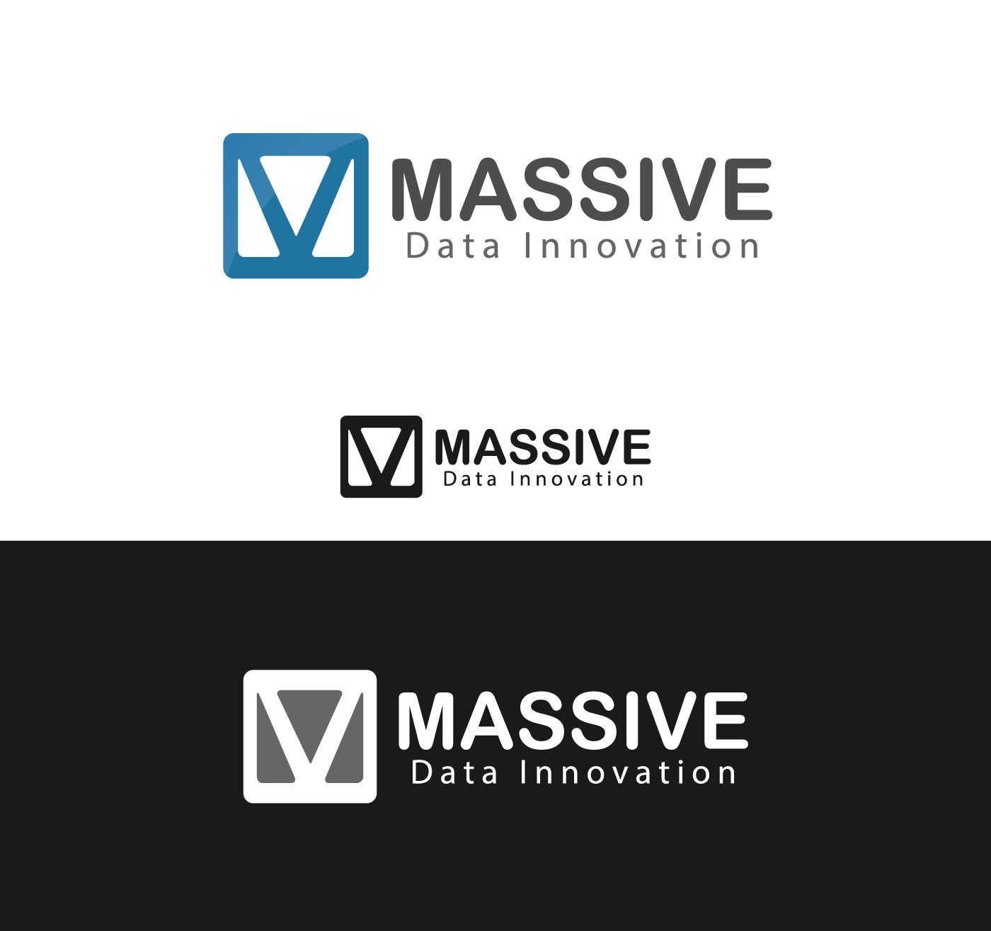 Logo Design by Sami Baig - Entry No. 492 in the Logo Design Contest MASSIVE LOGO.