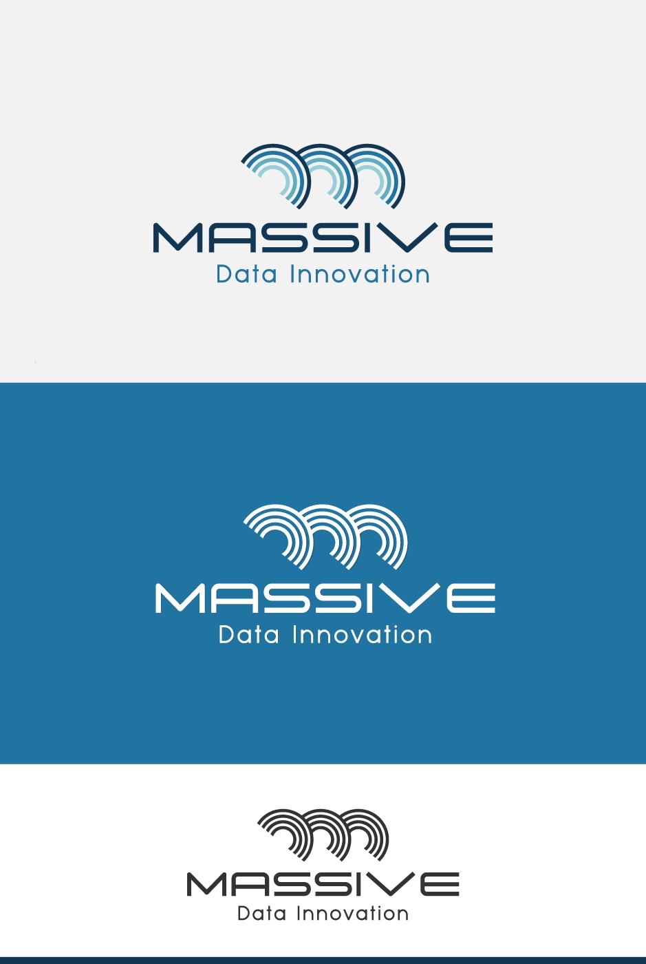 Logo Design by Sami Baig - Entry No. 493 in the Logo Design Contest MASSIVE LOGO.