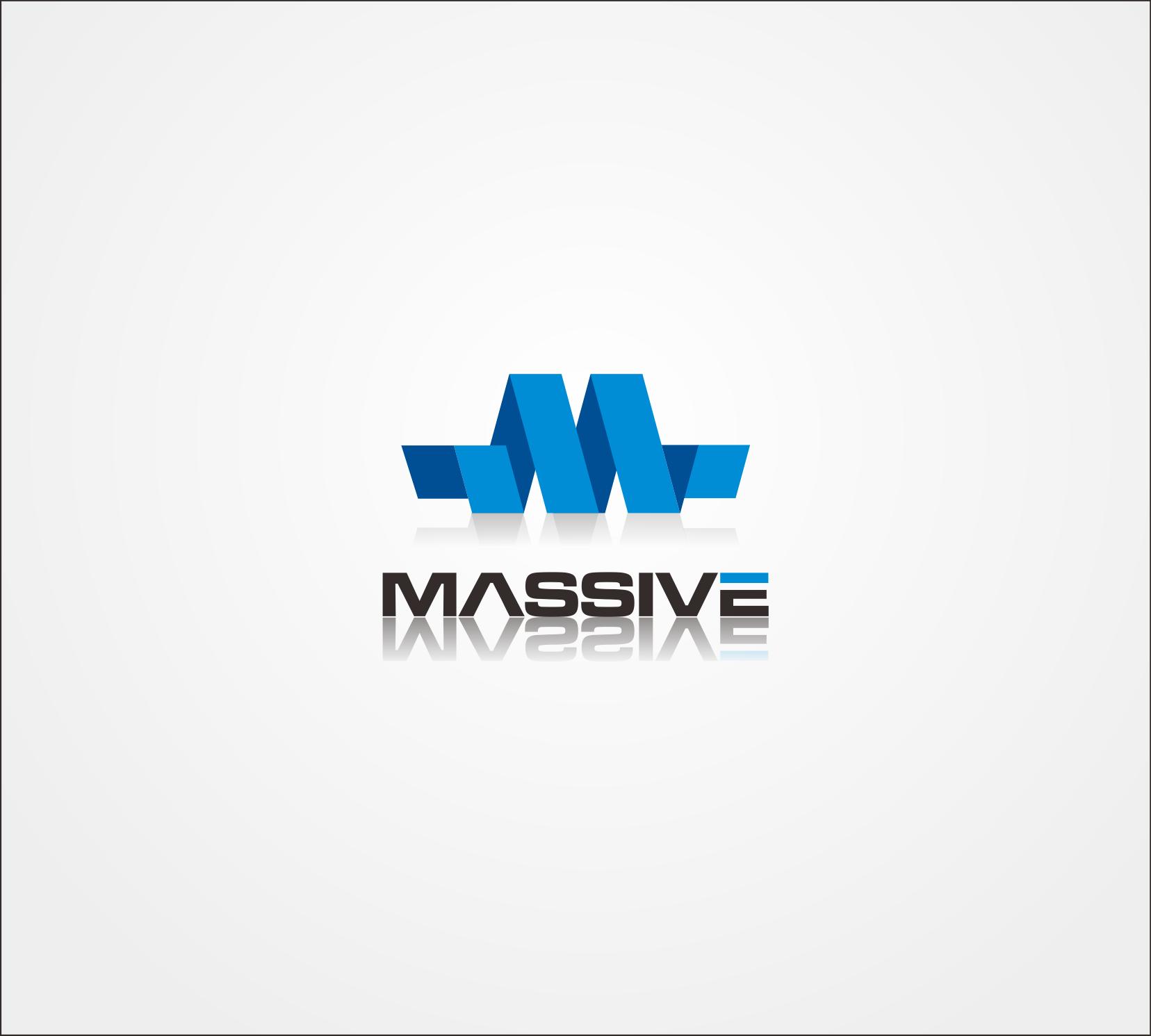 Logo Design by Red Zone - Entry No. 495 in the Logo Design Contest MASSIVE LOGO.