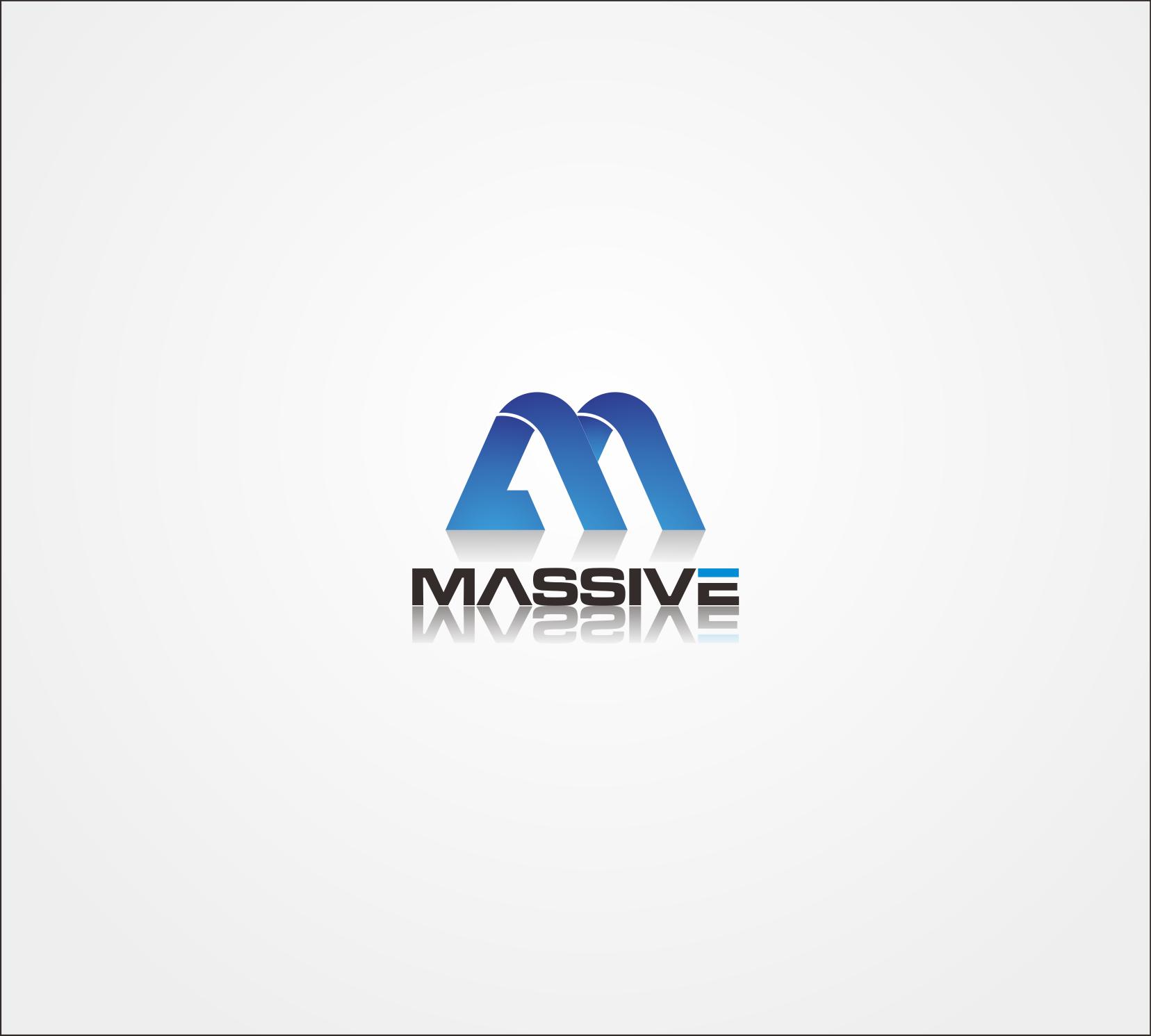 Logo Design by Red Zone - Entry No. 498 in the Logo Design Contest MASSIVE LOGO.
