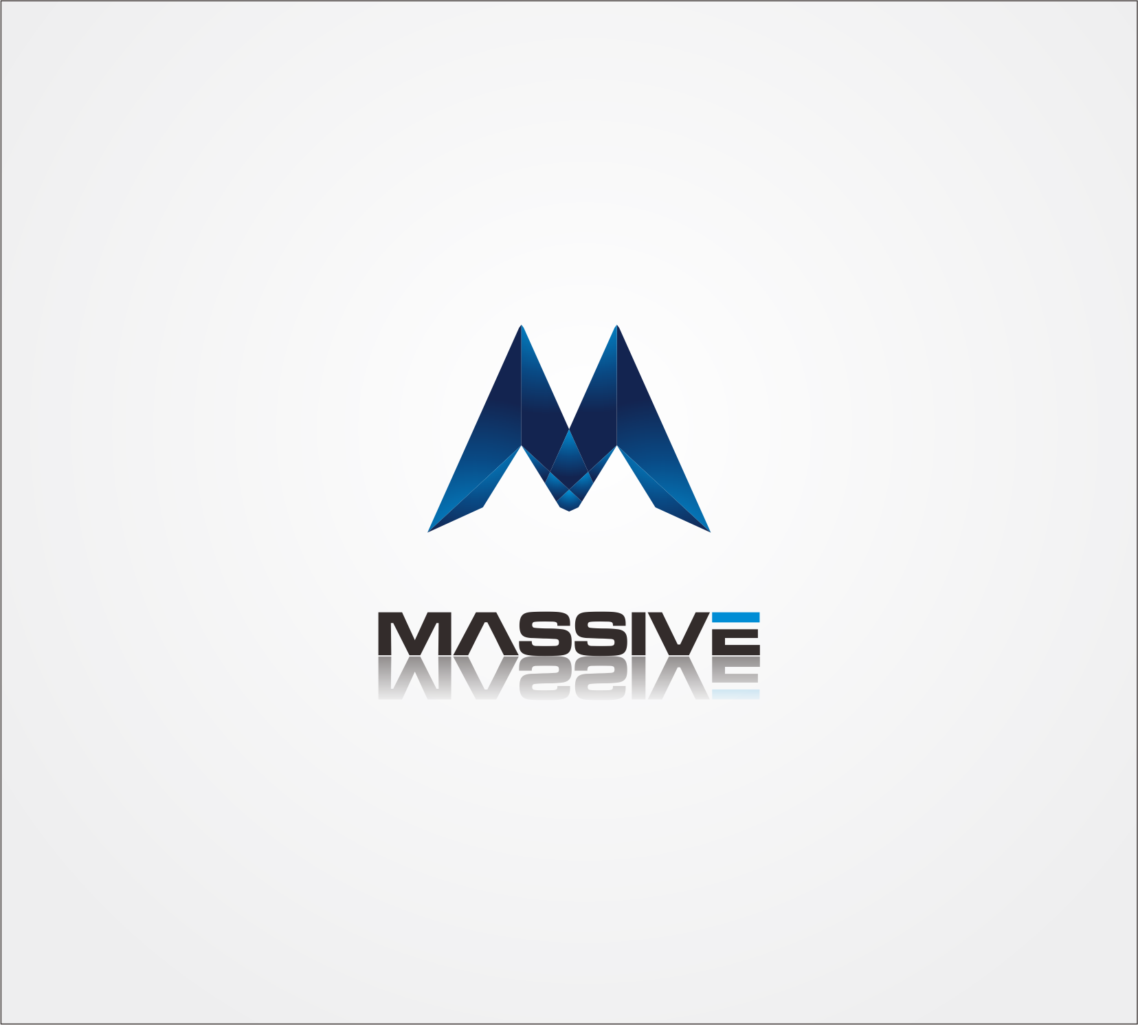 Logo Design by Red Zone - Entry No. 499 in the Logo Design Contest MASSIVE LOGO.