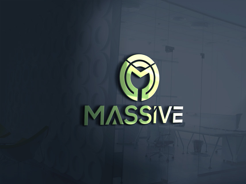 Logo Design by Private User - Entry No. 506 in the Logo Design Contest MASSIVE LOGO.