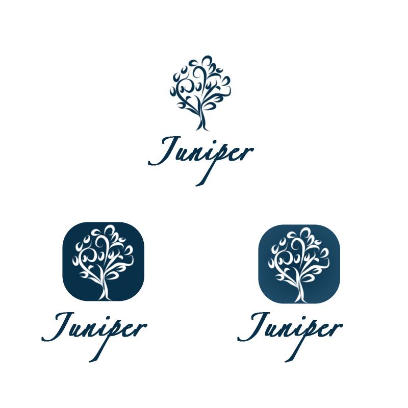 Logo Design by LoganPhoenixDesign - Entry No. 33 in the Logo Design Contest Juniper.