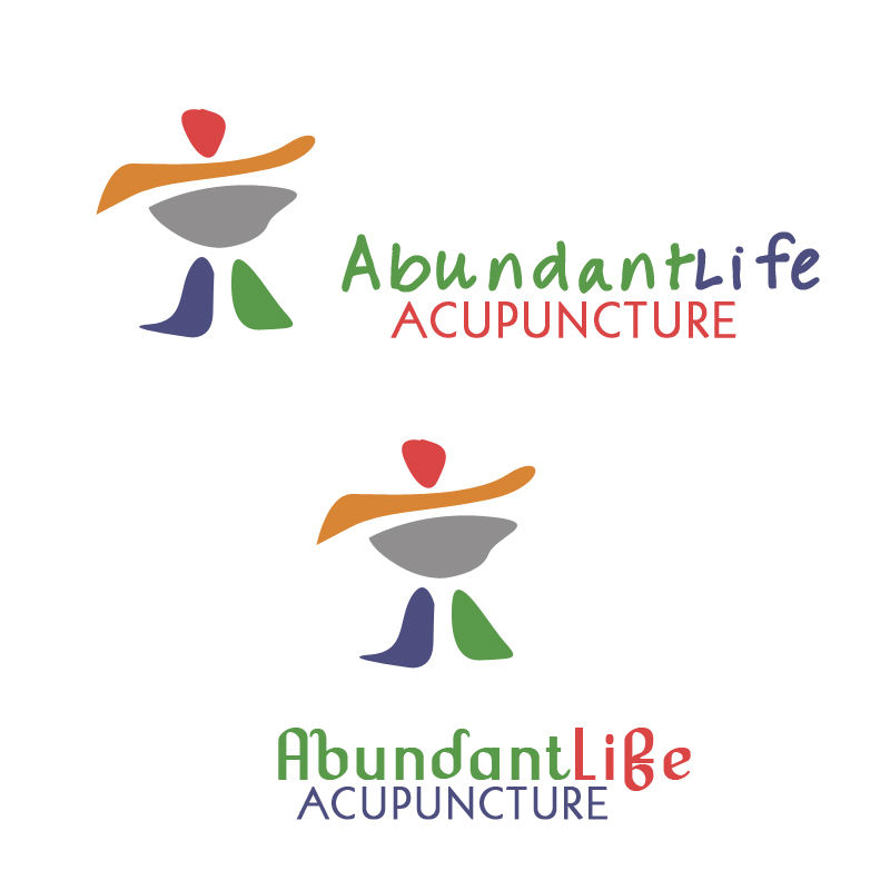 Logo Design by LoganPhoenixDesign - Entry No. 148 in the Logo Design Contest abundant life acupuncture.