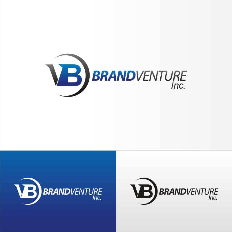 Logo Design by dewaaaa - Entry No. 31 in the Logo Design Contest BRANDVENTURE Inc..