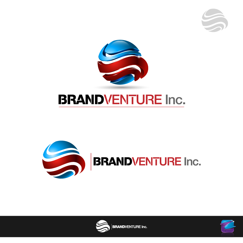 Logo Design by zesthar - Entry No. 32 in the Logo Design Contest BRANDVENTURE Inc..