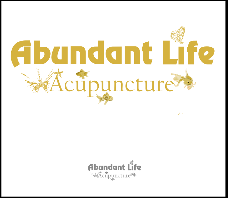 Logo Design by karmadesigner - Entry No. 152 in the Logo Design Contest abundant life acupuncture.