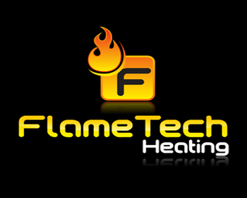 Logo Design by 0274 - Entry No. 16 in the Logo Design Contest FlameTech Heating.